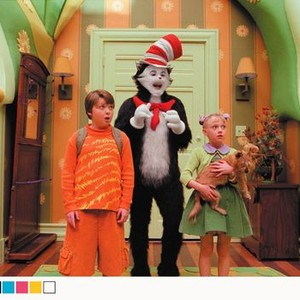b83a6587 Dr. Seuss' The Cat in the Hat (2003) - Rotten Tomatoes
