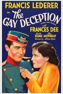 The Gay Deception
