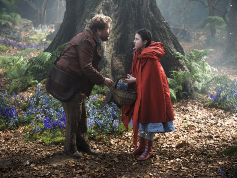 Into The Woods 2014 Rotten Tomatoes