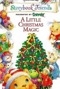 storybook friends a little christmas magic - Christmas Magic Movie