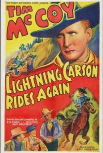 Lightnin' Carson Rides Again