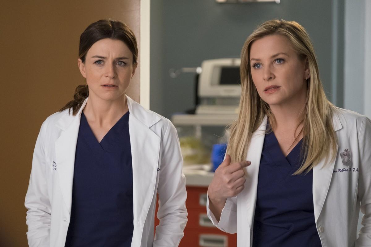Grey\'s Anatomy: Season 14 - Rotten Tomatoes