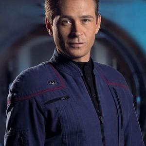 "Connor Trinneer as Cmdr. Charles ""Trip"" Tucker III"