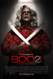 Tyler Perry's Boo 2! A Madea Halloween (2017) - Rotten Tomatoes