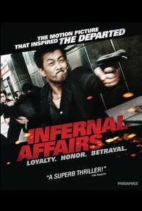 Infernal Affairs (Mou gaan dou)