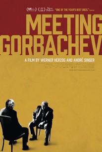 Meeting Gorbachev movie poster