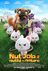 The Nut Job 2 Nutty By Nature 2017 Rotten Tomatoes
