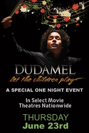 Dudamel: Let The Children Play
