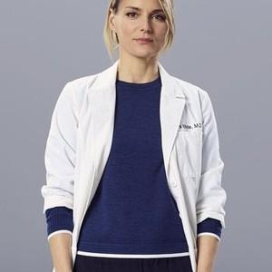 Susan Misner as Dr. Nora White