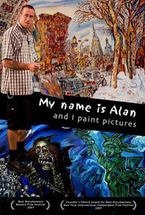 My Name is Alan and I Paint Pictures