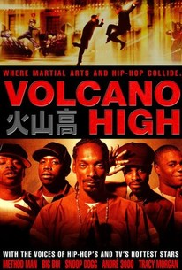 WaSanGo (Volcano High)