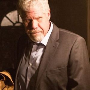 Ron Perlman as Pernell Harris