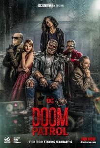 Doom Patrol movie poster