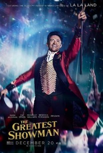 The Greatest Showman (2017) - Rotten Tomatoes