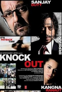 Knock Out 2010 Hindi 720p 1.1GB HDRip AAC MKV