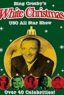the all star christmas show bing crosby bing crosbys white christmas uso all star show 1958 - Bing Crosby Christmas Special