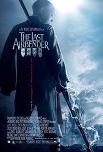 The Last Airbender 2010 Rotten Tomatoes