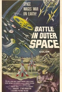 Battle in Outer Space (Uchû daisensô)