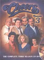 Cheers - The Complete Third Season