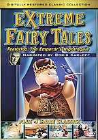 Extreme Fairy Tales - Featuring the Emperor's Nightingale