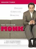 Monk - Season 3