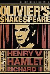 Olivier's Shakespeare