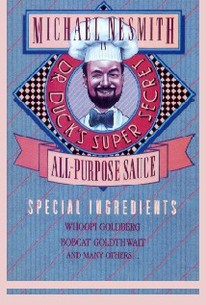 Dr. Duck's Super Secret All-Purpose Sauce