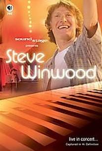 Soundstage Presents Steve Winwood