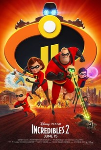 Incredibles 2 2018 Rotten Tomatoes