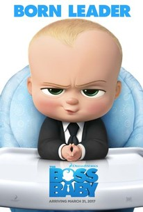 016a0b102 The Boss Baby (2017) - Rotten Tomatoes