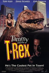 Tammy and the Teenage T-Rex
