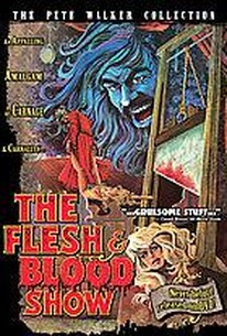 The Flesh and Blood Show (Asylum of the Insane)