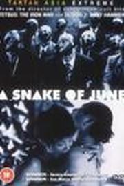 A Snake of June (Rokugatsu no hebi)