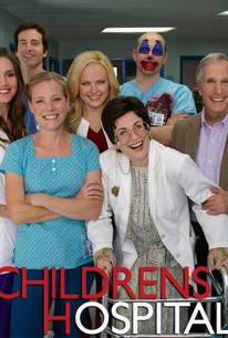 Children's Hospital - Season 5, Episode 4 - Rotten Tomatoes