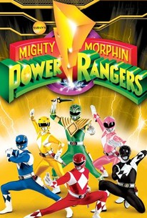 Mighty Morphin Power Rangers Season 1 Episode 6 Rotten Tomatoes