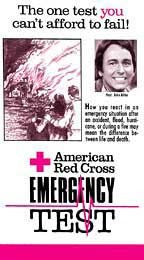 American Red Cross Emergency Test