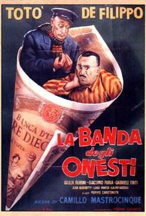La banda degli onesti (The Band of Honest Men)