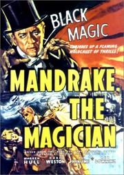 Mandrake the Magician