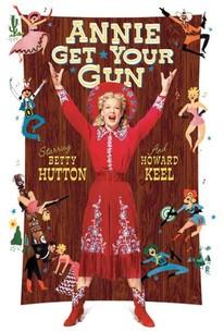 Annie Get Your Gun 1950 Rotten Tomatoes