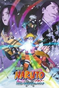 Naruto the Movie: Ninja Clash in the Land of Snow (Gekijô-ban Naruto: Daikatsugeki!)
