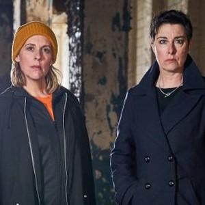 Sue Perkins as Fran & Mel Giedroyc as Jamie