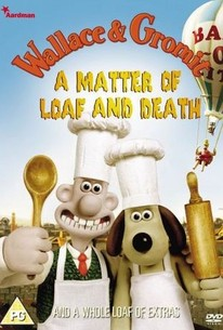 Wallace and Gromit in 'A Matter of Loaf and Death'