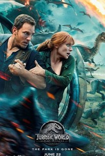 Jurassic World: Fallen Kingdom (2018) - Rotten Tomatoes