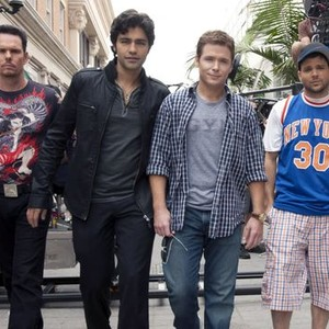 Kevin Dillon, Adrian Grenier, Kevin Connolly and Jerry Ferrara (from left)