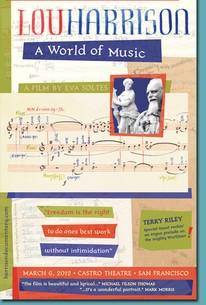 Lou Harrison: A World of Music