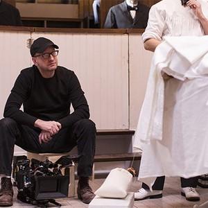 <em>The Knick</em> director Steven Soderbergh.