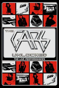 The Cars: Unlocked: The Live Performances