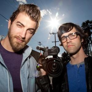 Rhett McLaughlin (left) and Link Neal