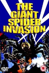 Giant Spider Invasion
