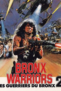 Fuga dal Bronx (Bronx Warriors 2) (Escape 2000)
